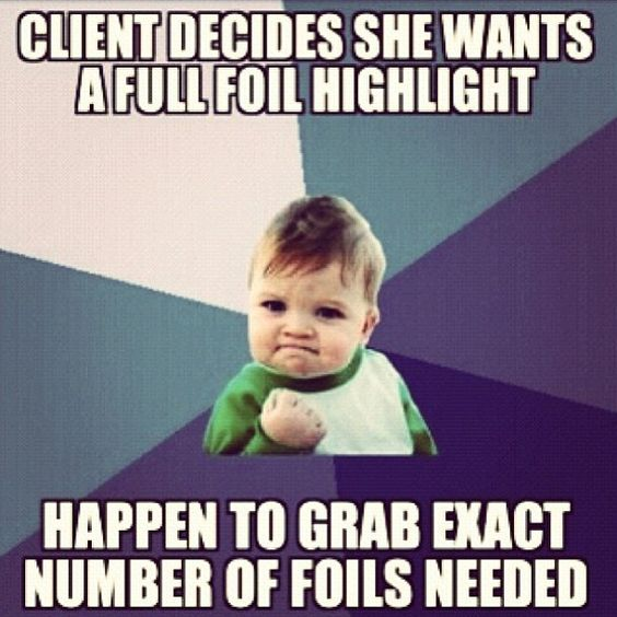 249253e0e0e282f20658430bf8f59e94 hairdressing memes that get you adel professional blog