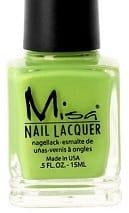 Misa Let's Go Green