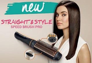 Straight & Style Speed Brush Pro