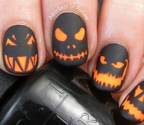 Halloween Nail Art Designs Adel Professional Blog