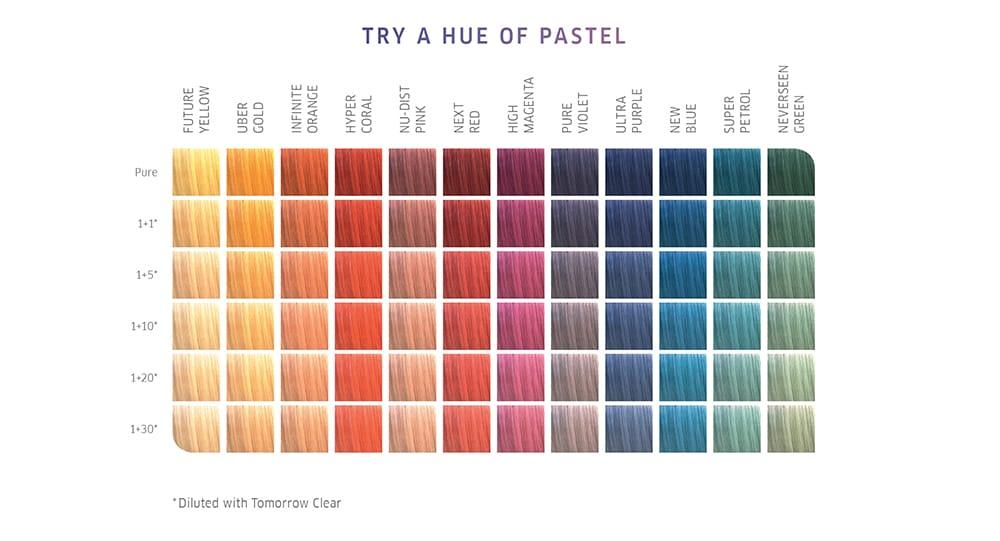 New Wella Color Fresh Create Adel Professional Blog