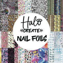 Halo Create Nail Foils - How To