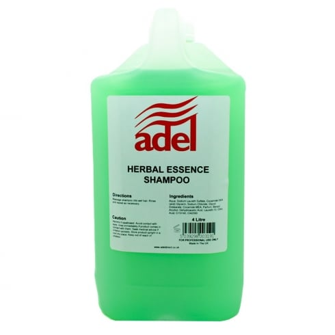 Adel Professional Herbal Essence Shampoo 4 Ltr