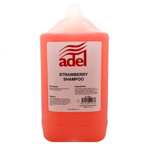 Adel Professional Strawberry Shampoo 4 Ltr