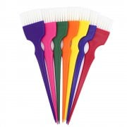 Rainbow Hair Tinting Brush Pack (7pc)