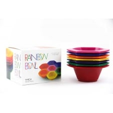 Agenda Rainbow Tint Bowl Pack (7pc)
