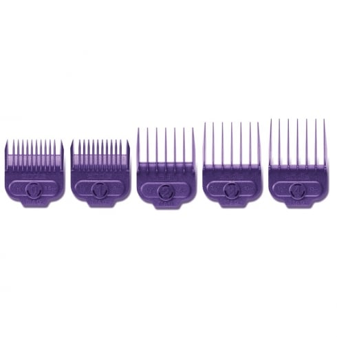 Andis Magnetic 5 Comb Set (Small)