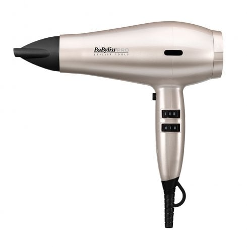 BaByliss Pro Spectrum Dryer White Frost