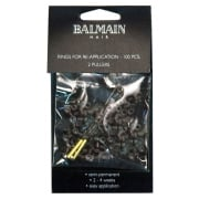 Balmain Soft Micro Hair Extension Rings (100)