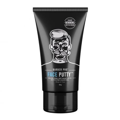 BeautyPro Barber Pro Face Putty Tube 90g
