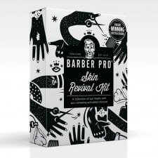 BeautyPro Barber Pro Skin Revival Gift Set