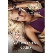 Crazy Angel Appointment Cards