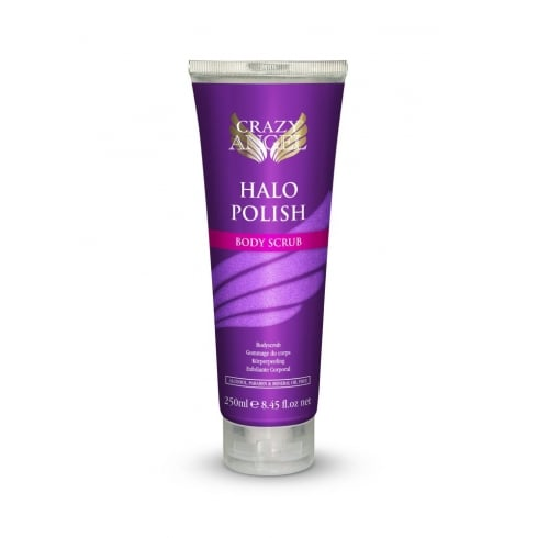 Crazy Angel Halo Polish Pre Tan Body Scrub 250ml
