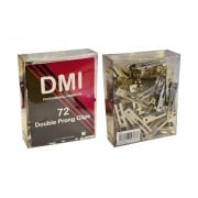 Double Prong Curl Clips (72pc)