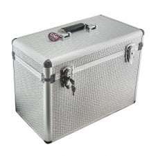 Silver Carry Case