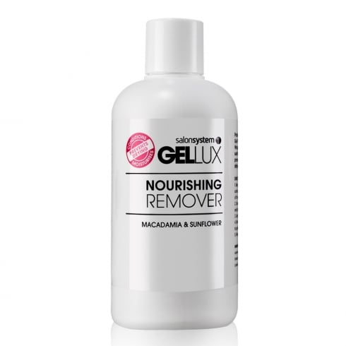Gellux Nourishing Remover 250ml