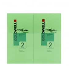 Biocurl Top Form Herbal Perm No. 2 (Coloured Hair)