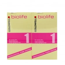 Biolife Perm Kit No.1 (Various Hair Types)