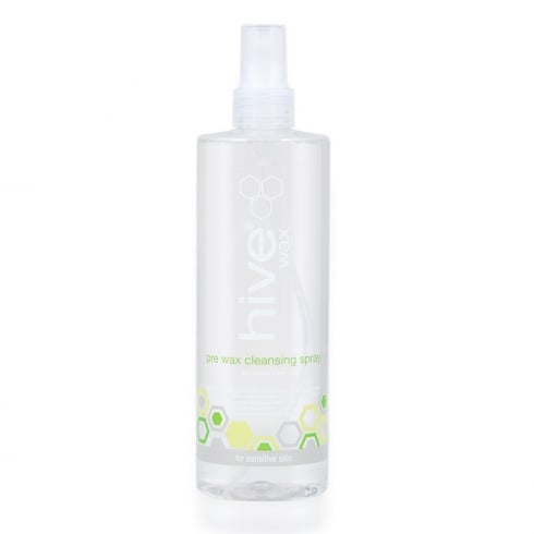 Hive of Beauty Coconut & Lime Pre Wax Cleansing Spray 400ml