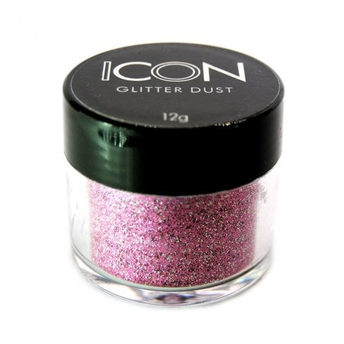 ICON Holographic Glitter Dust 008 Hex 12g