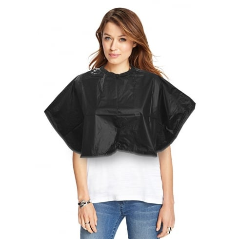 Macintyre Black PVC Shoulder Cape