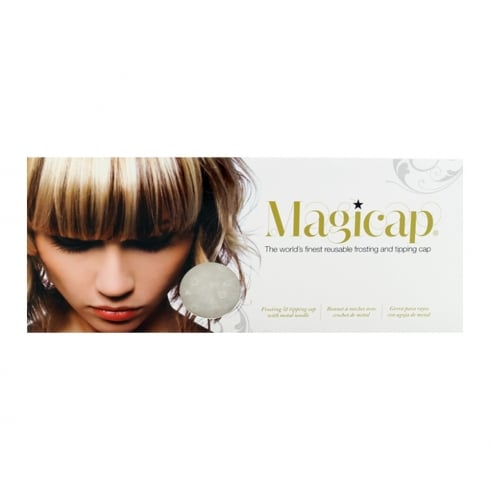 Magicap Silicon Highlighting and Frosting Hair Cap