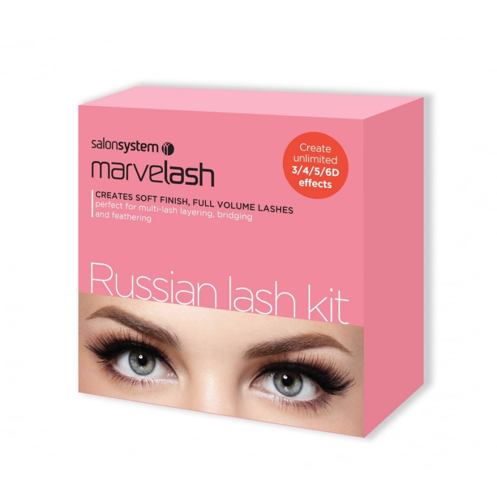 59f3eef7944 Russian Volume Eyelash Extensions Kit | Adel Professional