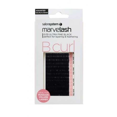Marvelash Marvel Lash B Curl Lashes (Assorted)
