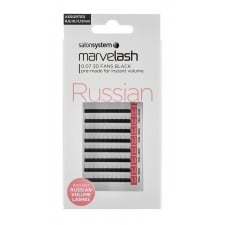 Marvel Lash Russian 3D Fan Lashes (0.07 Assorted)
