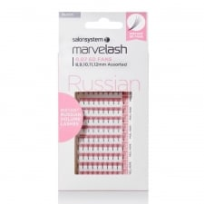 Russian 6D Instant Volume Individual Lashes (0.07 assorted)