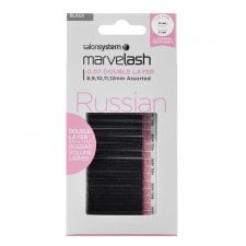 Russian Double Layer Lashes (0.07 Assorted)