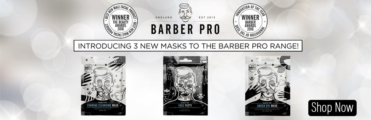 Barber Pro Masks