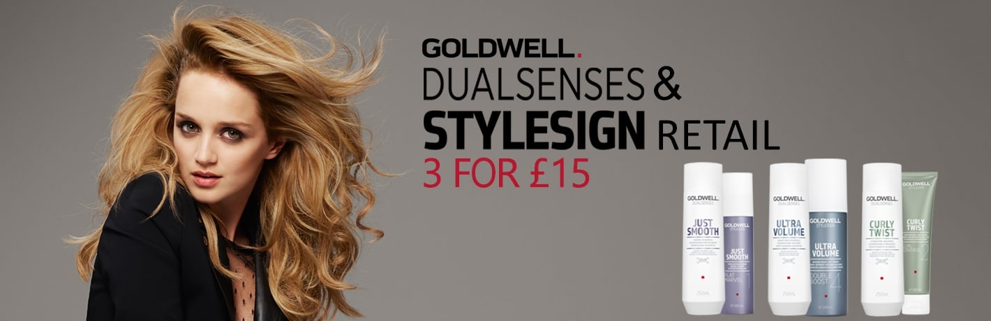 Goldwell 3 for £15