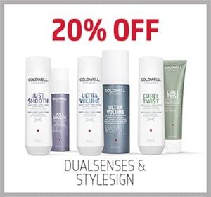 20% Off Dualsenses & StyleSign