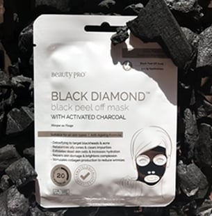 Featured Product: BeautyPro Black Diamond Mask