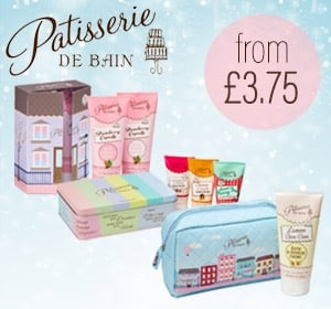 Patisserie de Bain Xmas Packs