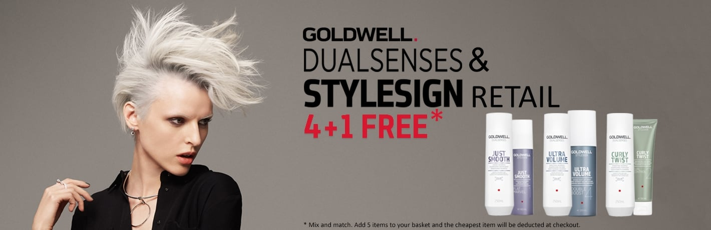 Goldwell 4+1