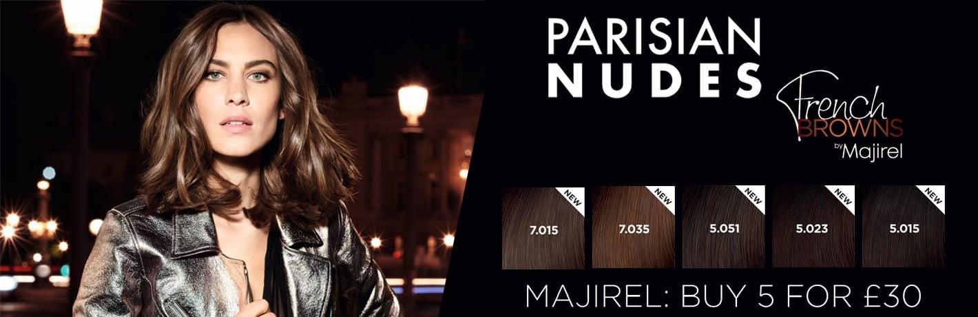 Parisian Nudes