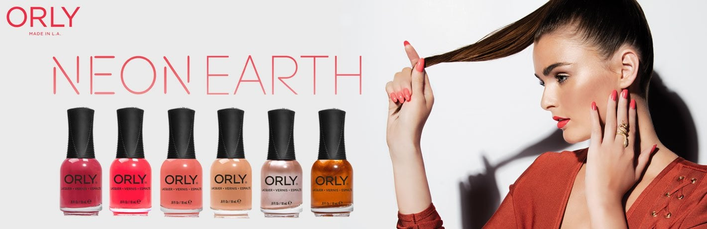 Orly Neon Earth