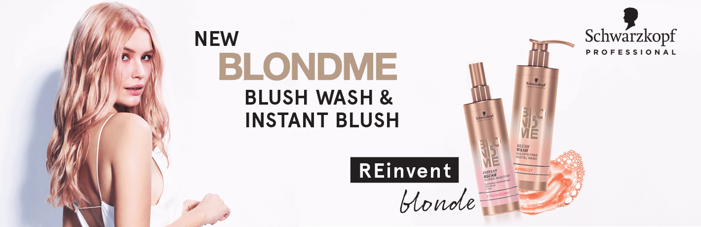 New BlondMe Blush