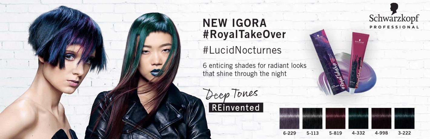 IGORA Lucid Nocturnes