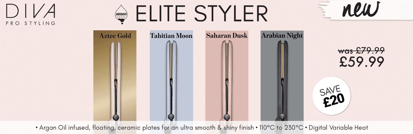 New Diva Elite Stylers