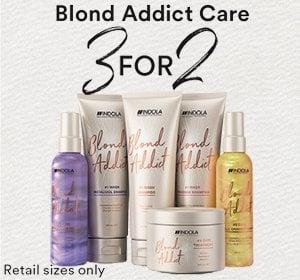 Blond Addict