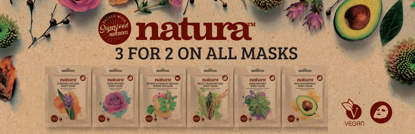 Natura 3 for 2