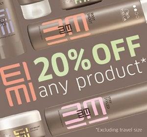 20% Off EIMI