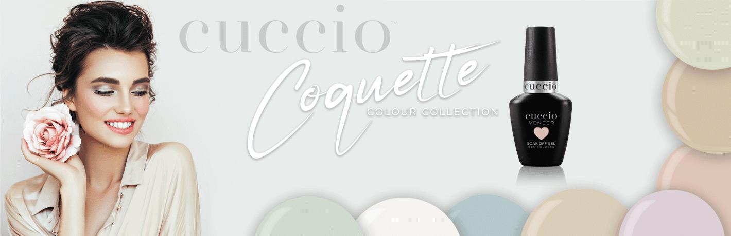Cuccio Coquette