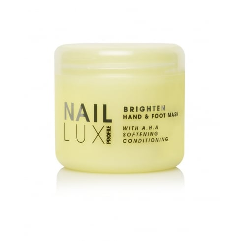 Nail Lux Brighten Hand & Foot Mask 300ml