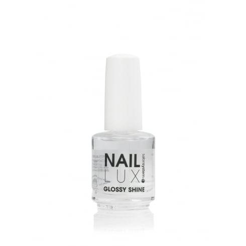 Nail Lux Glossy Shine Top Coat 15ml