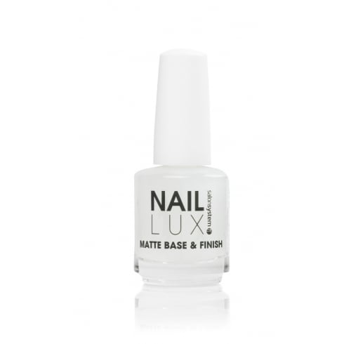 Nail Lux Matte Base & Finish 15ml