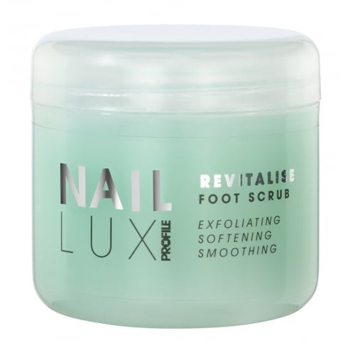 Nail Lux Revitalise Foot Scrub 300ml